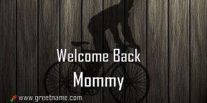 Welcome Back Mommy Men Cycling